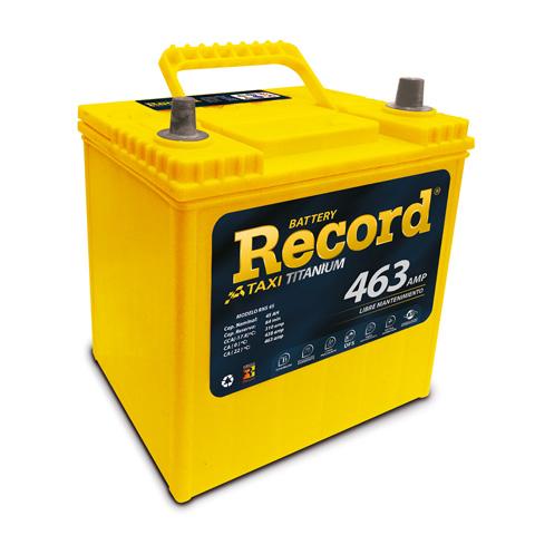 Bateria Record Taxi Rns 45 Baterias Record 161 Son Mejores